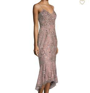64b459c851 Aidan Mattox Dresses - Aidan Mattox Embellished Mermaid Dress
